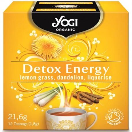 Био чай Енергизиращ 12х1,8g YOGI TEA