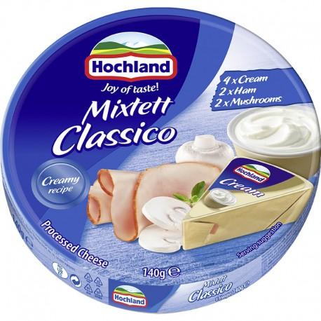 Топено сирене Hochland микс 140g