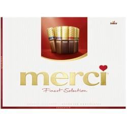 Шоколадови бонбони Merci Асорти 675g