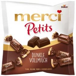 Шоколадови бонбони MERCI PETITS ТЪМЕН ШОКОЛАД 125g