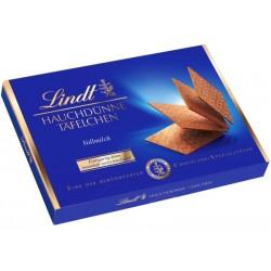 Шоколадни блокчета Lindt Млечен шоколад 125g
