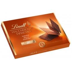 Шоколадови блокчета Lindt Мляко, мока и тъмен шоколад 125g