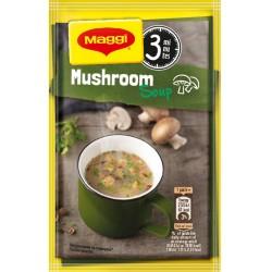 Инстантна Гъбена крем супа с крутони Maggi 16g