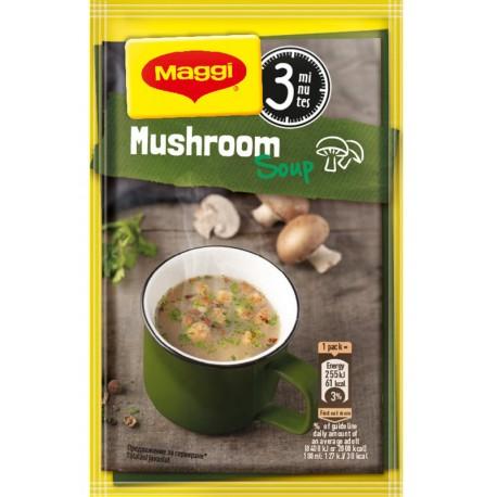Инстантна гъбена супа с крутони Maggi 16g