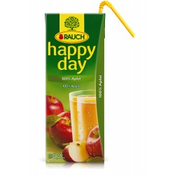 HAPPY DAY СОК 100% ЯБЪЛКА 200ml