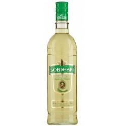 Водка Собиески 0,700 зелен