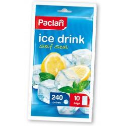 Paclan Кубчета за лед 240 бр. плик