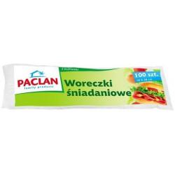 Paclan Пликчета за сандвичи 100 бр. 18x28см