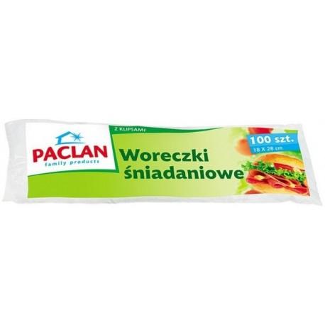 Паклан Пликчета за сандвичи 100 бр.