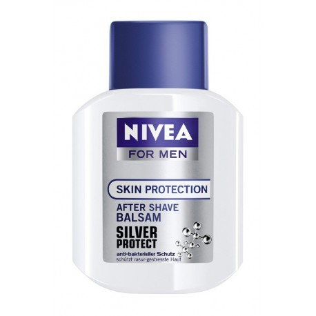 Балсам Nivea Men Silver Protect след бръснене 100ml