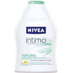 Лосион NIVEA Intimo Natural 250ml