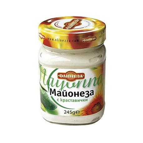 Майонеза с краставички 0,230 Олинеза