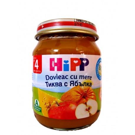 Хип пюре тиква с ябълка 0.125