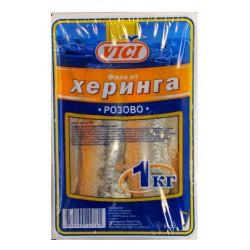 ФИЛЕ VICI РОЗОВА ХЕРИНГА 1kg