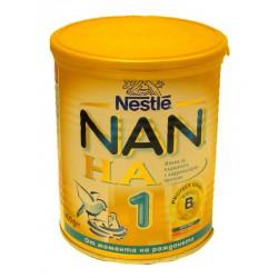 Детска храна Nestle NAN HA 1 400g