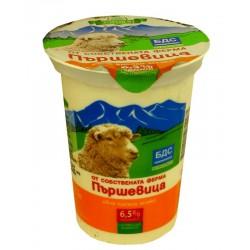 Кисело мляко Овче Пършевица БДС 6,5% 400g