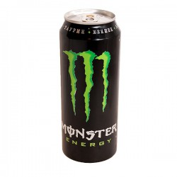 Енергийна напитка Monster 500ml