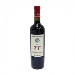 Вино ТТ Cabernet Sauvignon Червено 750ml