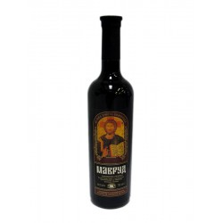 Вино Асеновград Мавруд Червено 750ml