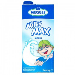 МЛЯКО MEGGLE UHT 3,2% MILKYMAX 1l