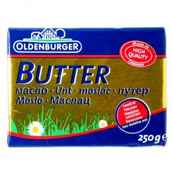 МАСЛО КРАВЕ OLDENBURGER 82% 250g