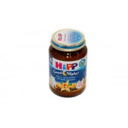 HIPP Млечна каша Лека нощ с нишесте бурбон-ванилия 0.190