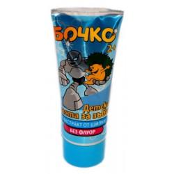Детска паста за зъби Бочко 75ml Синя