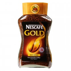 Kафе NESCAFE Gold 200g буркан