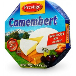 Сирене Prestige Камембер 50% 125g