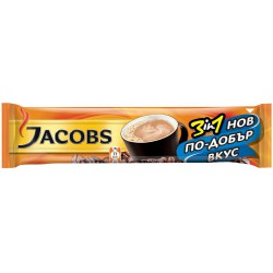 Кафе Якобс 3 в 1 18g