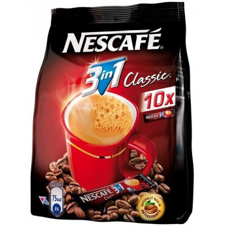 Кафе Nescafe 3в1 плик 10х18g
