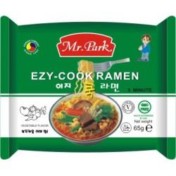Спагети Mr. Park полуготови с зеленчуци 65g