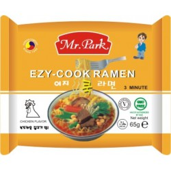 Спагети Mr. Park полуготови Пиле 65g