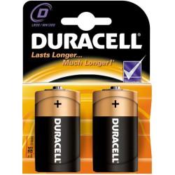 Батерия Duracell D 2бр.