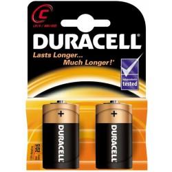 Батерия Duracell C 2бр.