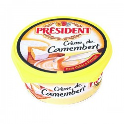 Крем сирене Камембер President 125g