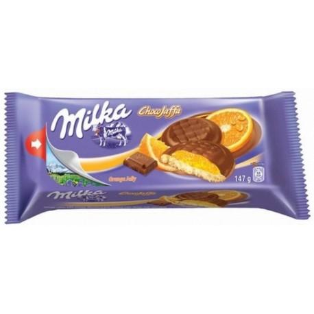 Бисквити Милка портокал 0,147