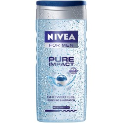 ДУШ ГЕЛ NIVEA Pure Impact 250ml men