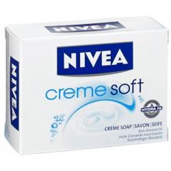 Сапун Nivea Creme Soft 100g