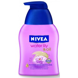 Сапун течен Nivea Waterlily&Oil 250ml