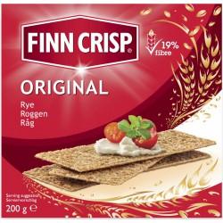 Сухари Finn Crisp Оригинал Ръжени тънки 200g