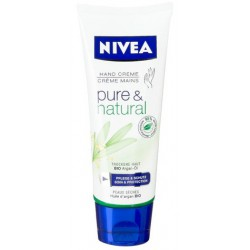 Крем Nivea Pure & Natural за ръце100g