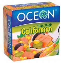 Салата от риба тон Калифорнийска Океан 157g