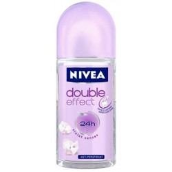 Рол-он Nivea Deo Double effect 50ml
