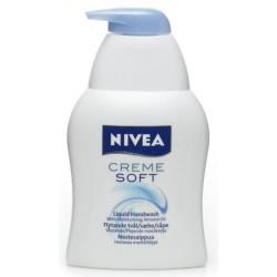 Течен сапун Нивеа crème Soft 0,250