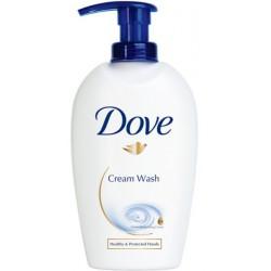 Течен крем сапун Dove Cream Wash 250ml