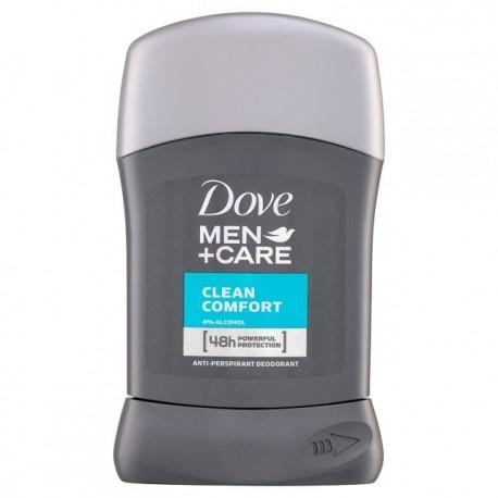 Стик Clean Comfort Dove men 50ml