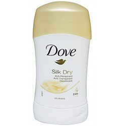 Дезодорант Dove silk 40ml