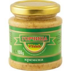 ГОРЧИЦА КРЕМСКА ВИТАЛ 160g
