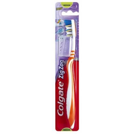 Паста за зъби Colgate zig zag plus medium